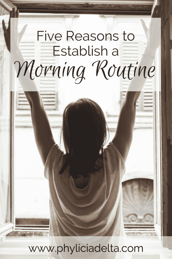 Your morning routine can equip you for an efficient day. Here's how to create a morning routine that works for you!