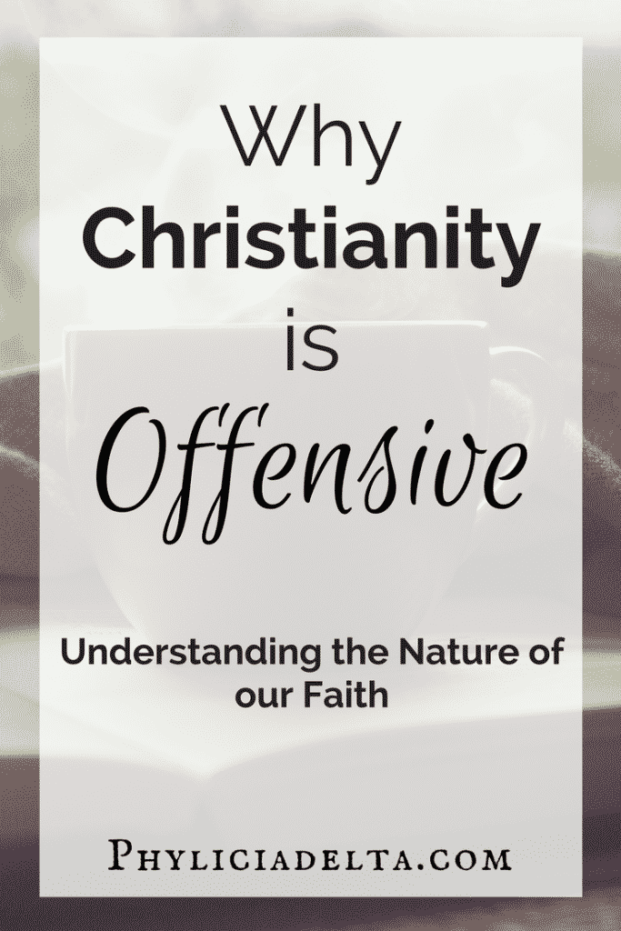Christianity Offends Me