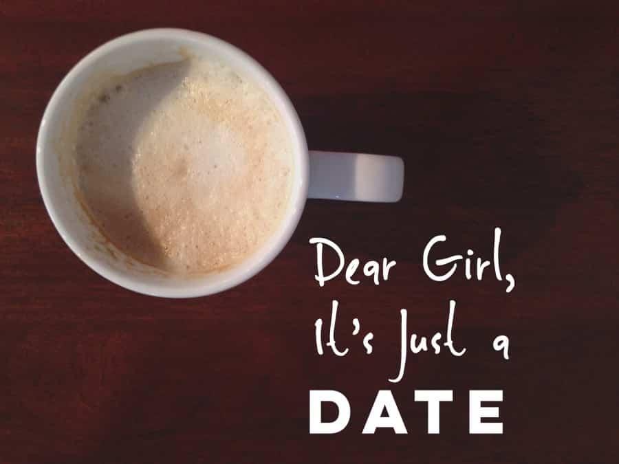just a date