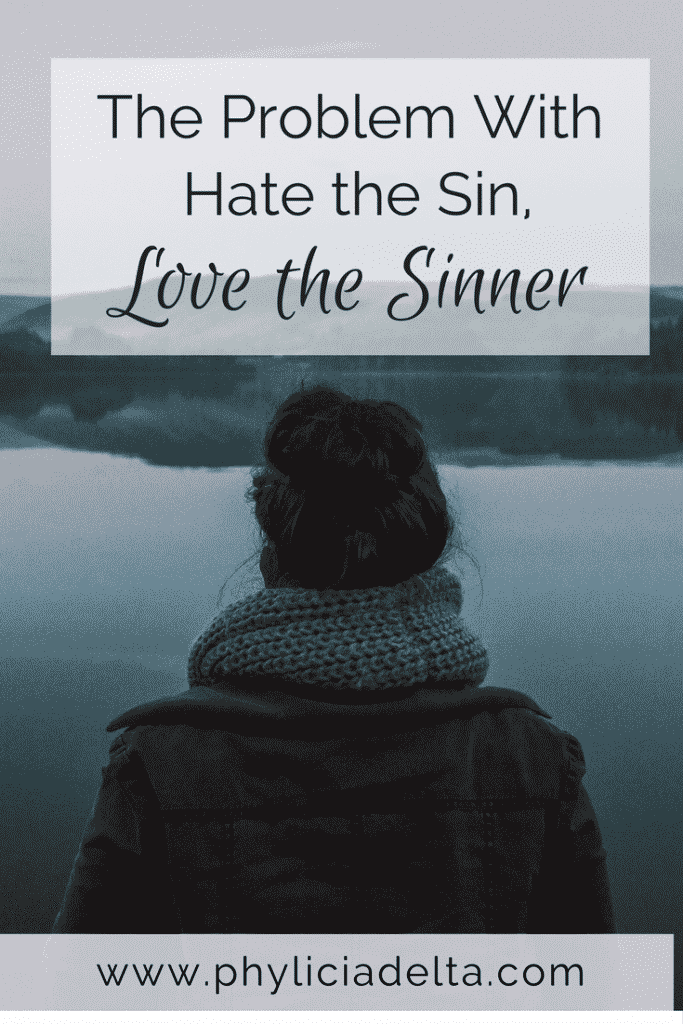 God doesn't hate sin arbitrarily. He doesn't take joy in condemnation (2 Pet. 3:9). He judges because He is holy and sin must be judged.