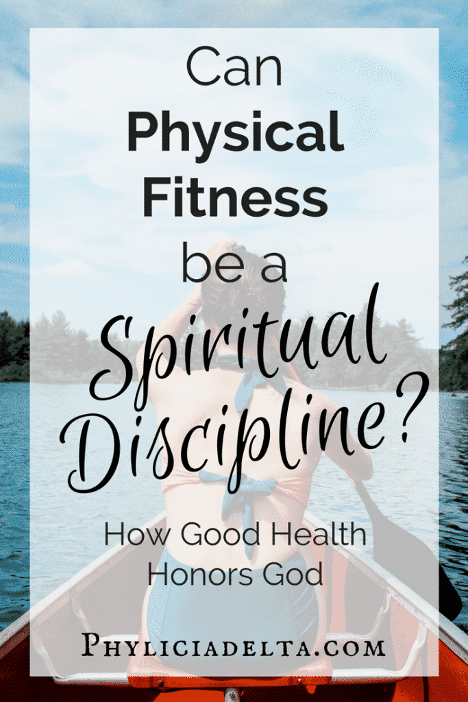 Can Physical Fitness Be a Spiritual Discipline?