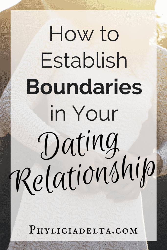 How to Establish Boundaries in Dating