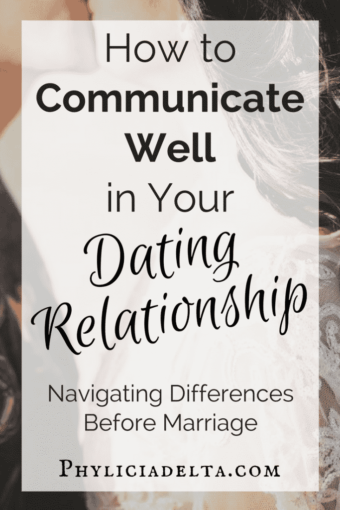 How to Communicate Well in Your Dating Relationship