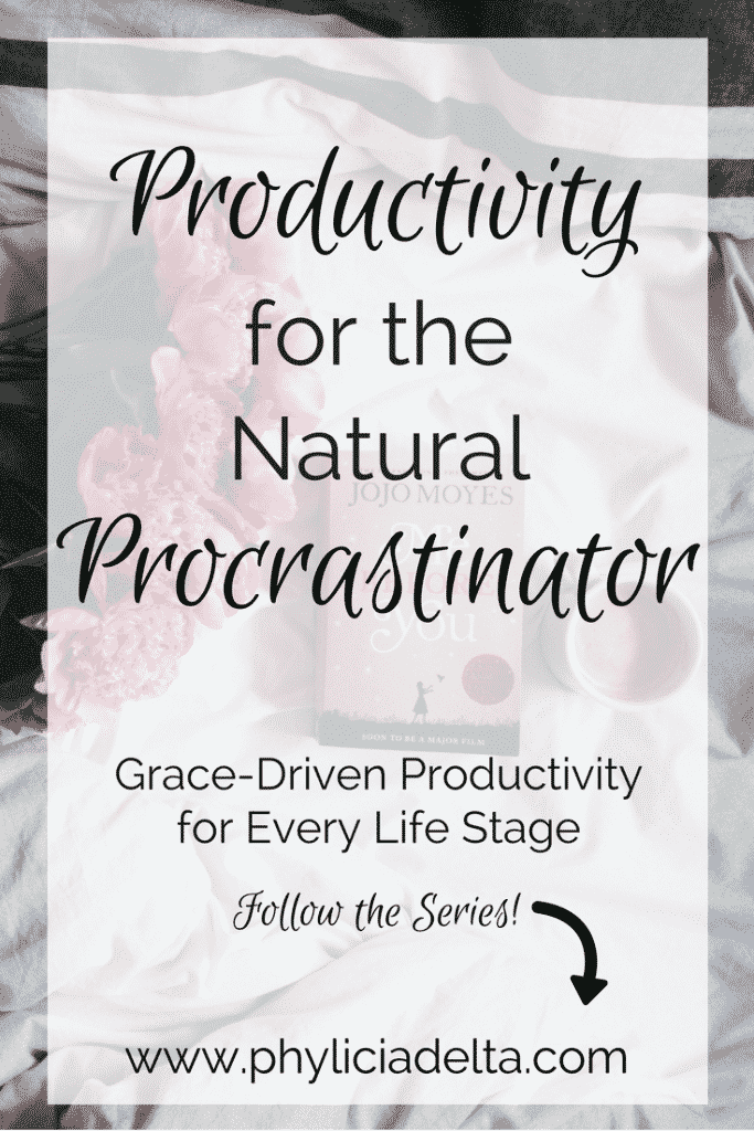 I am a procrastinator through and through. I'll put off necessary projects with small, insignificant tasks. Being a procrastinator takes a different form with my personality, but is no less procrastination!