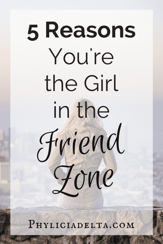 Five Reasons You're the Girl in the Friend Zone