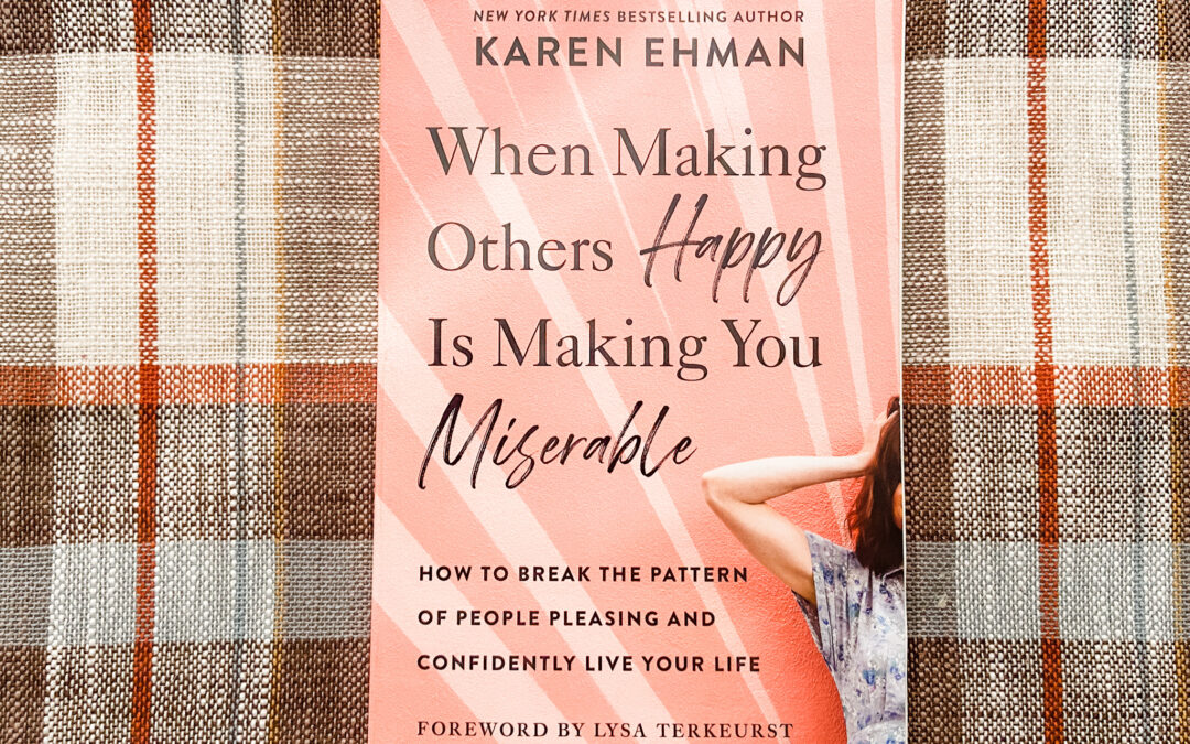 When Making Others Happy is Making You Miserable [Book Review]