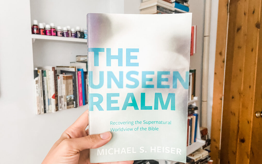 The Unseen Realm [Book Review]
