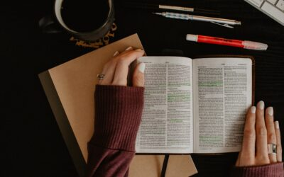 My Top Ten Bible Studies for Personal Use