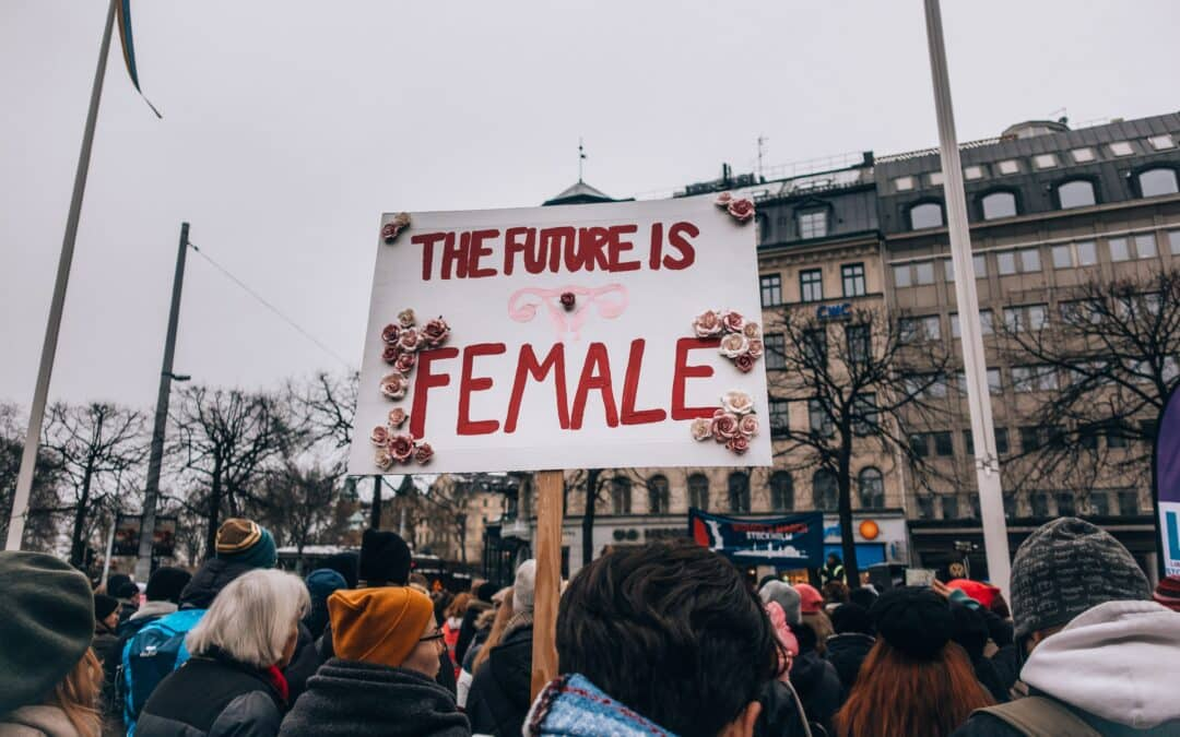 Synthesizing Christianity and Feminism [The Women's Issues Series]